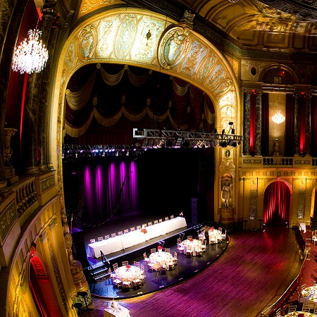 Located In Detroit S Premiere Entertainment District Along Woodward Avenue The Fillmore Is An Event Venue For All Occasions